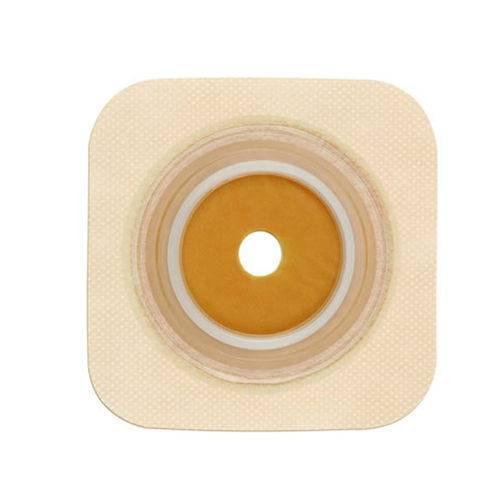 Placa Sur-Fit Durahesive Convexa Moldável 45mm 22-33mm - 411819/Br10005  - (Convatec)