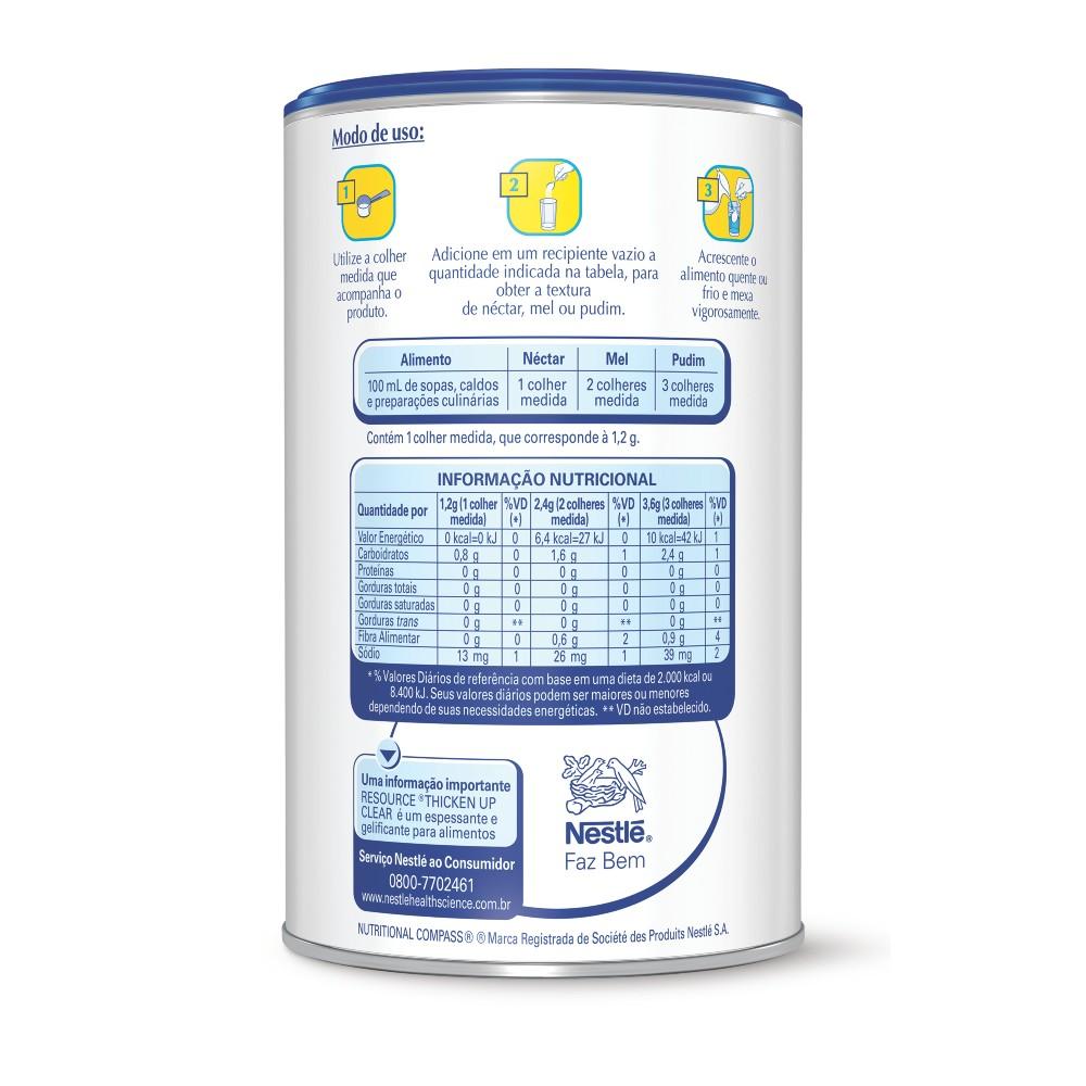 Resource Thicken Up Clear - 125g - (Nestle)