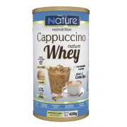 CAPPUCCINO WHEY - 420G - NATURE