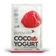 COCO YOGURT - FRUTAS VERMELHAS - 30G - PURAVIDA