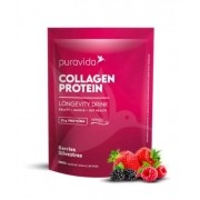 COLLAGEN PROTEIN - BERRIES SILVESTRES - PURAVIDA