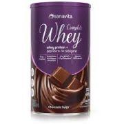 Complete Whey - CHOCOLATE SUÍÇO - 450g - SANAVITA