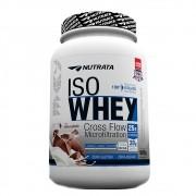 ISO WHEY - SABOR CHOCOLATE - 900g - NUTRATA