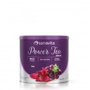 POWER TEA HIBISCUS - UVA - 200g - SANAVITA