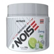 PREWORKOUT NOISE - LEMON ICE - 150G - NUTRATA