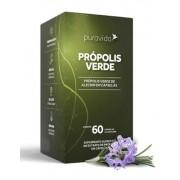 PRÓPOLIS VERDE - 60 CAPS - PURAVIDA