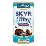 SKYR WHEY - DARK CHOCOLATE - 455G - NATURE