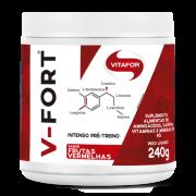 V-FORT - FRUTAS VERMELHAS - 240G - VITAFOR