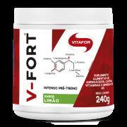 V-FORT - LIMÃO - 240G - VITAFOR