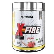 X - FIRE - SABOR GUARANÁ - 200g - NUTRATA
