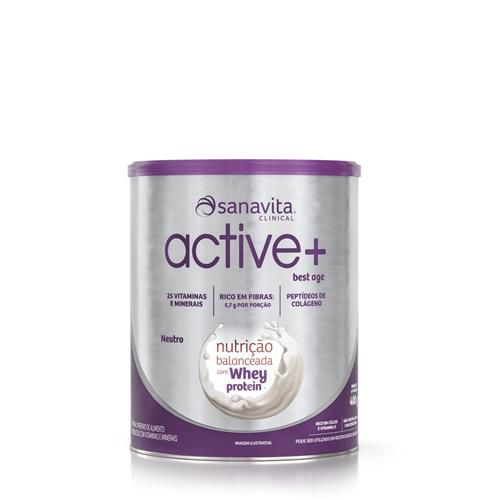 ACTIVE + NEUTRO - 400G- SANAVITA
