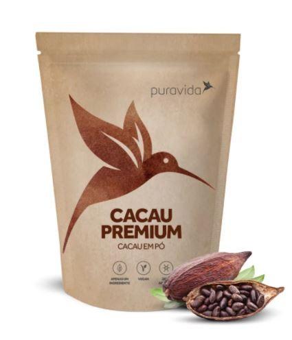 CACAU PREMIUM - 250G - PURAVIDA