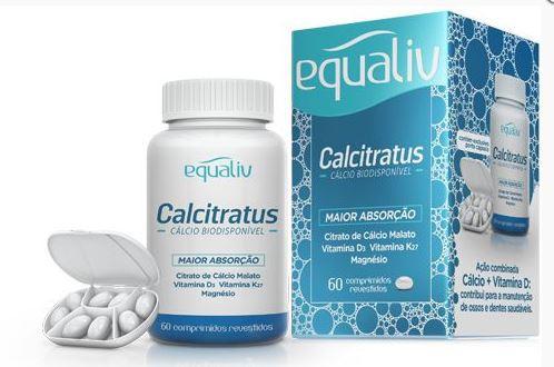 CALCITRATUS - 60 COMPRIMIDOS - EQUALIV