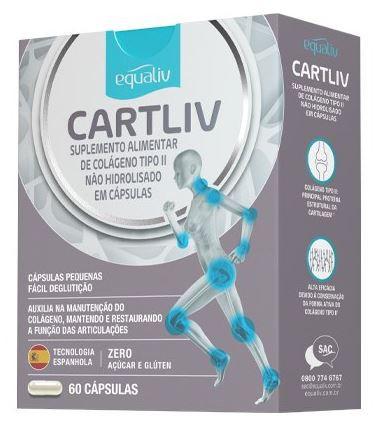 CARTILIV - 60 CÁPSULAS - EQUALIV