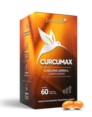 CURCUMAX - 60 CAPS - PURAVIDA