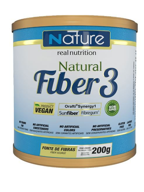 FIBER 3 - 200G - NATURE