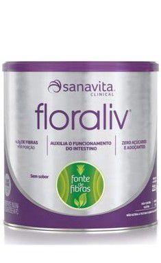 FLORALIV-FIBRAS - 225g - SANAVITA