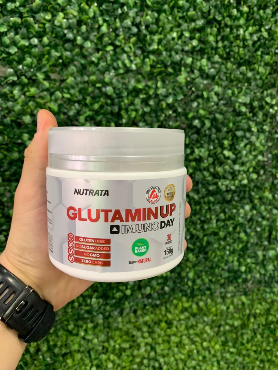 GLUTAMIINUP IMUNO DAY - 150G - NUTRATA
