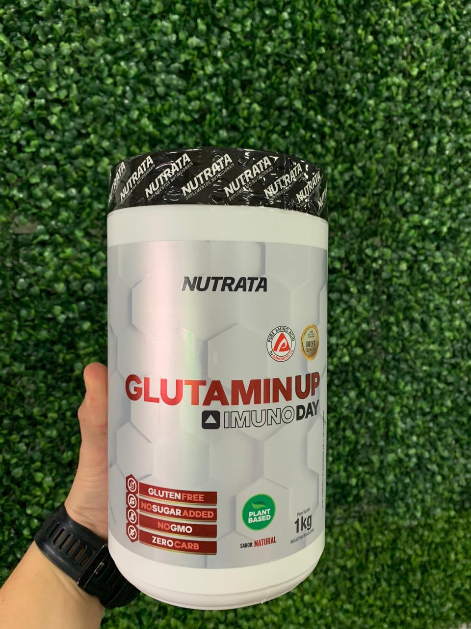 GLUTAMIINUP IMUNO DAY - 1KG - NUTRATA