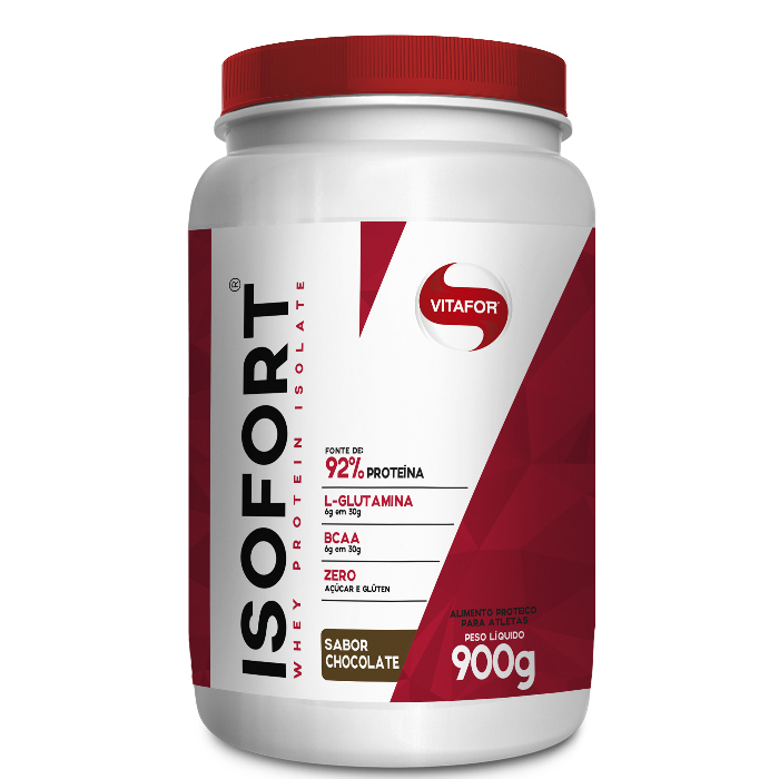 ISOFORT SABOR CHOCOLATE - 900g - VITAFOR