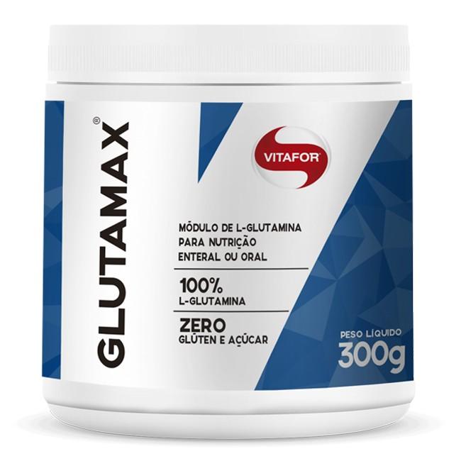 GLUTAMINA - GLUTAMAX - 300g - VITAFOR