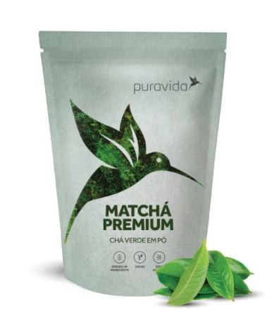 MATCHÁ PREMIUM - 100G - PURAVIDA