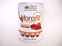 MOROFIT - 60 CÁPSULAS - FAUNA & FLORA