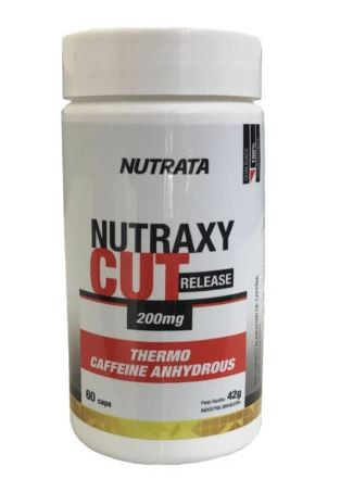 NUTRAXY CUT RELEASE - 60 CAPS - NUTRATA