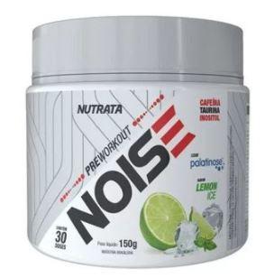 PREWORKOUT NOISE - LEMON ICE - 150G - NUTRATA