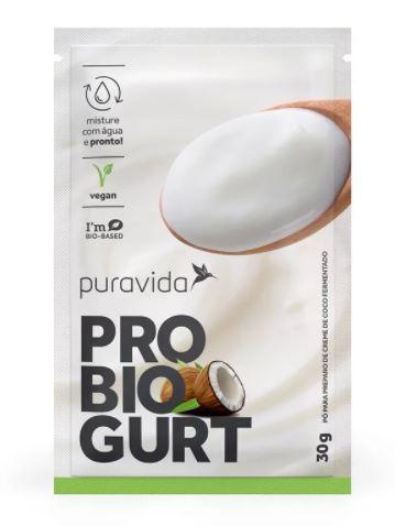 PROBIOGURT - COCO - 30G - PURAVIDA