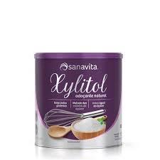 XyLITOL - 300 gramas - SANAVITA