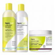 Deva Curl One Condition E Low Poo Delight E SuperCream