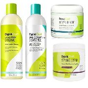 Deva Curl Low Poo e One Decadence Heaven e Styling 500g