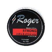 Mega Cera Strong Extra Brilho Hidratante Roger 250g