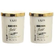 Botox Capilar Ykas Gold  2x1kg