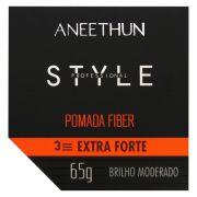 Aneethun Style Pomada Fiber Fixação Extra Forte 65g