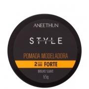 Aneethun Style Pomada Finalizadora Fixação Forte 65g