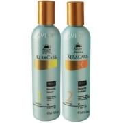 Avlon KeraCare Duo Kit Dry Itchy Shampoo (475ml) e Condicionador (475ml)