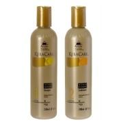 Avlon KeraCare Kit Restauração Intensiva Shampoo (240ml) e Condicionador (240ml)