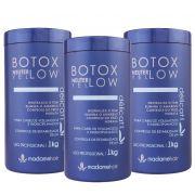 Botox Matizador Madame Lis Neuter Yellow 3 x 1Kg