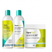 Deva Curl Decadence 2x355ml e Heaven In Hair 500g