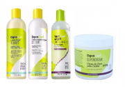 Deva Curl Delight E Angell 355ml E Supercream 500g