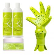 Deva Curl Kit Exclusivo + Deva Fuser