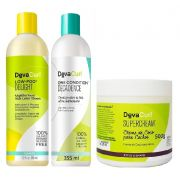 Deva Curl Low Poo Delight One Condition Decadence eSupercrem