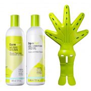 Deva Curl No Poo E One Condition De 355ml E Deva Fuser