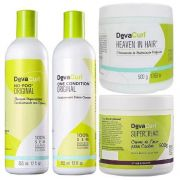 Deva Curl No Poo E One Condition Supercream E Heaven In Hair