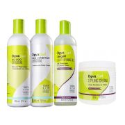 Deva Curl No Poo e One e Angell e Styling Cream