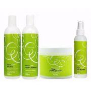 Deva Curl No Poo+ One Condition+ Styling Cream E Set It Free
