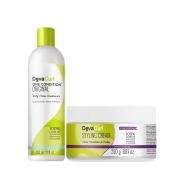 Deva Curl One Condition Original 355ml e Styling Cream 250g