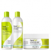 Deva Curl Original 2x355ml e Heaven in Hair 250g